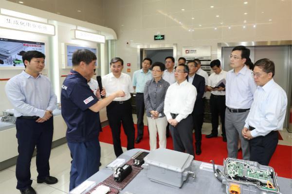 2019年6月20日上海市政协领导莅临我司视察走访2.jpg